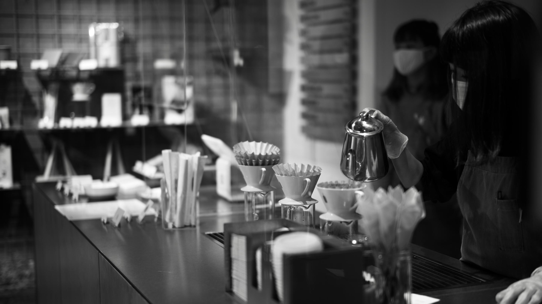 院長が好きなコーヒーショップ