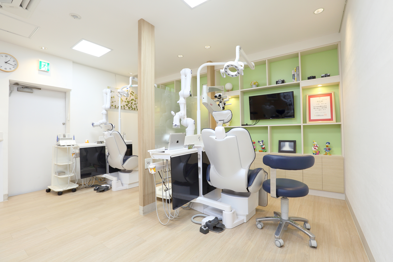 (6)効率的な治療のための最新設備