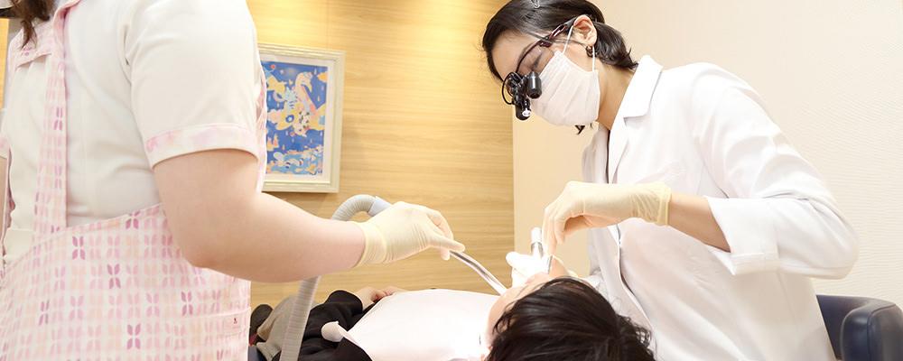 当医院の歯周病治療の流れ